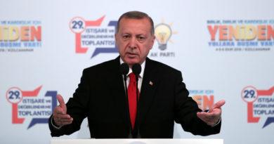 Erdogan confirma que EE.UU. ha comenzado a retirar sus tropas del norte de Siria