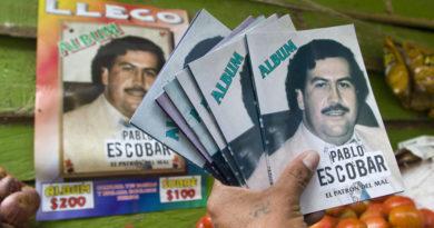 Hermano de Pablo Escobar gana una demanda millonaria por dominio con nombre del capo colombiano