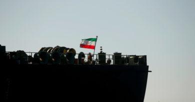 La explosión en un petrolero iraní podría haber sido causada por un ataque con misiles