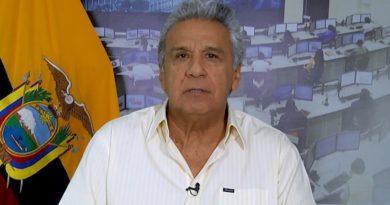Lenín Moreno propondrá a empresas privadas pagar un bono de 20 dólares mensuales a sus empleados