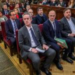 El Tribunal Supremo condena a los líderes del 'procés' en Cataluña a penas de entre 9 y 13 años por sedición