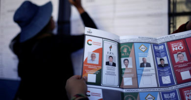 Bolivia: Según conteos preliminares, Evo Morales ganó con un 45 %, pero iría a segunda vuelta contra Carlos Mesa