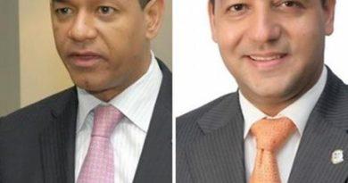 Abel Martínez Y Julio César Valentín quedaron ratificados como líderes del PLD en Santiago