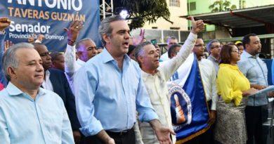 SE APRIETA LA COSA: PRM confirma candidaturas a senador Taveras Guzmán y Eduardo Estrella
