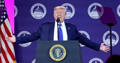 """ATENCIÓN :Trump anuncia que """"se avecinan grandes sanciones contra Turquía"""""""