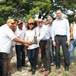 Alcaldía Santiago inicia construcción dos casas clubes en comunidades zona Oeste