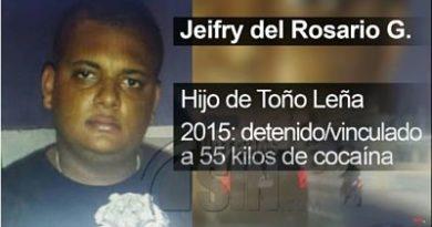 """Aplazan conocimiento de solicitud de extradición a """"Toñito Leña"""""""