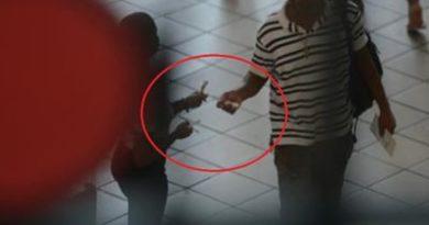 Apresan tres hombres hipnotizaban personas para robarles en Santiago