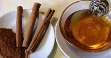 ATENCIÓN: La mezcla de canela y miel puede servir para tratar artritis, resfriados o afecciones de la piel.