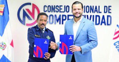 Firman acuerdo para optimizar manejo productos exportables