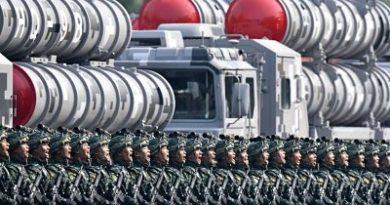 China saca pecho en su aniversario