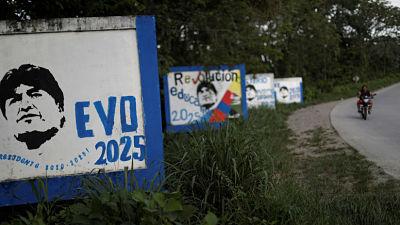 Cierran los centros de votación para las elecciones generales de Bolivia