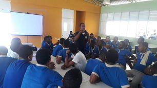 DICAN sigue empoderando jóvenes e invita a sector educativo a solicitar sus charlas