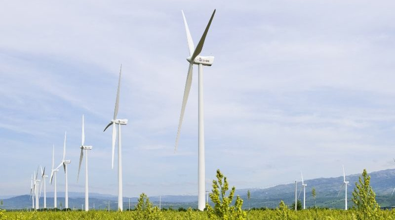 Parque Eólico Los Cocos de EGE Haina obtiene bonos de carbono