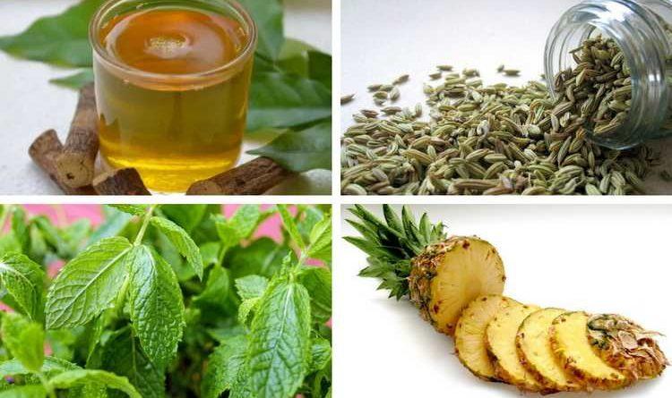 Remedios caseros para el dolor de estomago