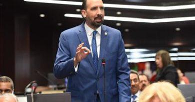 El diputado Henry Merán renuncia al PLD