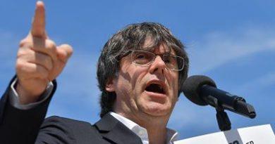 El juez Llarena reactiva la euroorden de detención contra Puigdemont