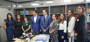 Fundación Institucionalidad y Justicia felicita transparencia administración de Collado