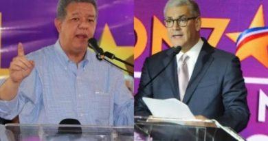 Ultima encuesta de ASISA ve Leonel ganaría a Gonzalo 55 % a 39.5 %