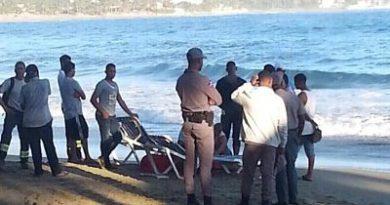 Hallan cadáver de joven reportado como desaparecido en playa de Cabarete