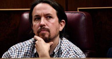 """Iglesias: """"El 155 son fuegos artificiales porque Sánchez está a la caza del votante de Cs"""