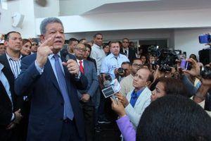 ALERTA: Fernández hablará hoy y mañana encabezará marcha frente a la JCE