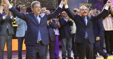 ATENCIÓN: Pugnas entre líderes dividieron partidos