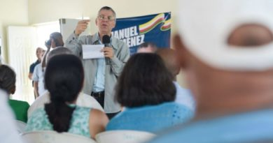 Manuel Jimenez Apuesta Por La Juventud y se decide por Dahianny Marrero como Vicealcaldesa por SDE