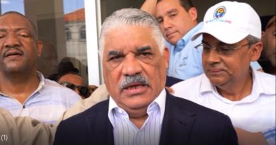 Miguel Vargas proclama el PRD llevará nuevos rostros a los gobiernos locales a partir 2020