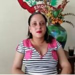 María Amaro, dominicana de 26 años, estuvo 10 meses presa en Haití