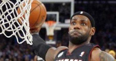 Nadie incluido James quiere ya hablar de la crisis de la NBA con China