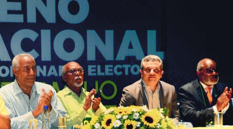 Pleno de Frente Amplio elige candidatos a elecciones 2020