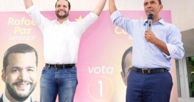 Domingo Contreras apoya a Rafael Paz para obtener la Senaduría