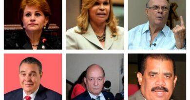 Los que se van: precandidatos que perdieron las elecciones primarias