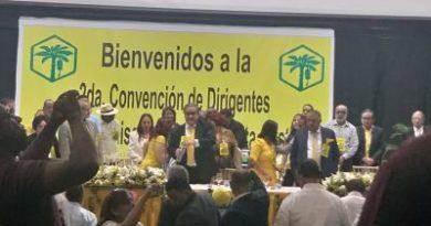 Partido Quisqueyano Demócrata Cristiano muestra apoyo a expresidente Leonel Fernández