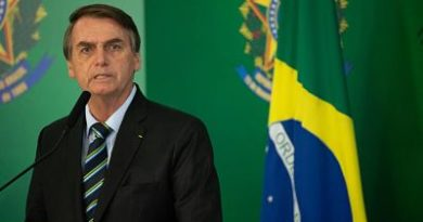 Presidente de Brasil afirma ejército está listo por si hay protestas como en Chile