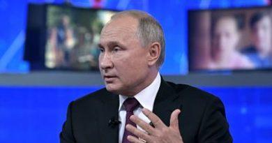 Putin: Rusia ayuda a China a crear un sistema de aviso contra ataques con misiles