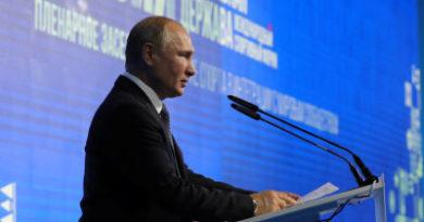 """Putin: """"Tendremos que desarrollar misiles de alcance medio porque EE.UU. ya los tiene"""""""