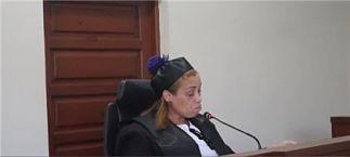 Recusan jueza conoce caso contra agente policial acusado de asesinar dos jóvenes en SFM