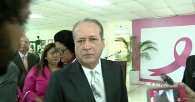 """Reinaldo Pared: """"Fue un error no escoger al menos dos mujeres para el Comité Político del PLD"""""""