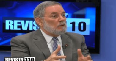 Rodríguez Marchena: Leonel se ha ponchado y no respeta la autoridad del ampáyer