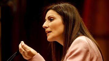 Roldán apela a la unidad constitucionalista para salvar la moción de censura a Torra