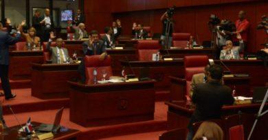Senado envía a Comisión Bicameral proyecto de Presupuesto del 2020
