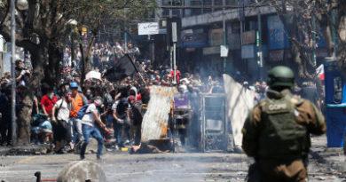 Senado chileno aprueba por unanimidad el congelamiento del alza de las tarifas de transporte público