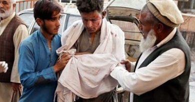 Suben a 62 muertos y 36 heridos las víctimas de atentado en mezquita afgana