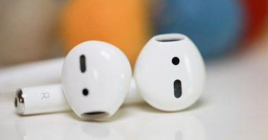 Los nuevos AirPods de Apple podrían salir en múltiples colores