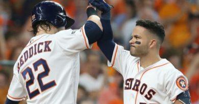 Los bates de los Yanquis atacaron a Minnesota; Astros ganan