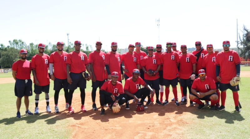 Equipo Nacional de Beisbol inicia su preparación para Premier 12