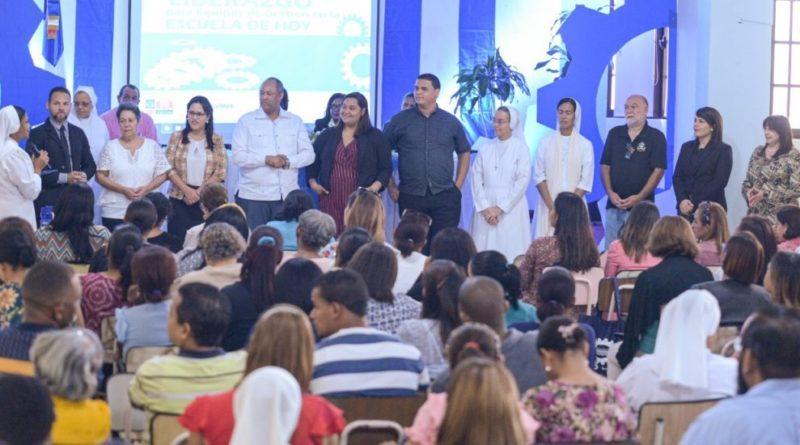Educación imparte diplomado a gerentes de centros educativos salesianos en SD