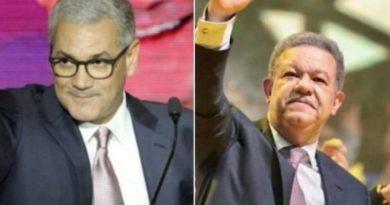Encuesta de firma mexicana dice Leonel tiene 57.5% y Gonzalo 39